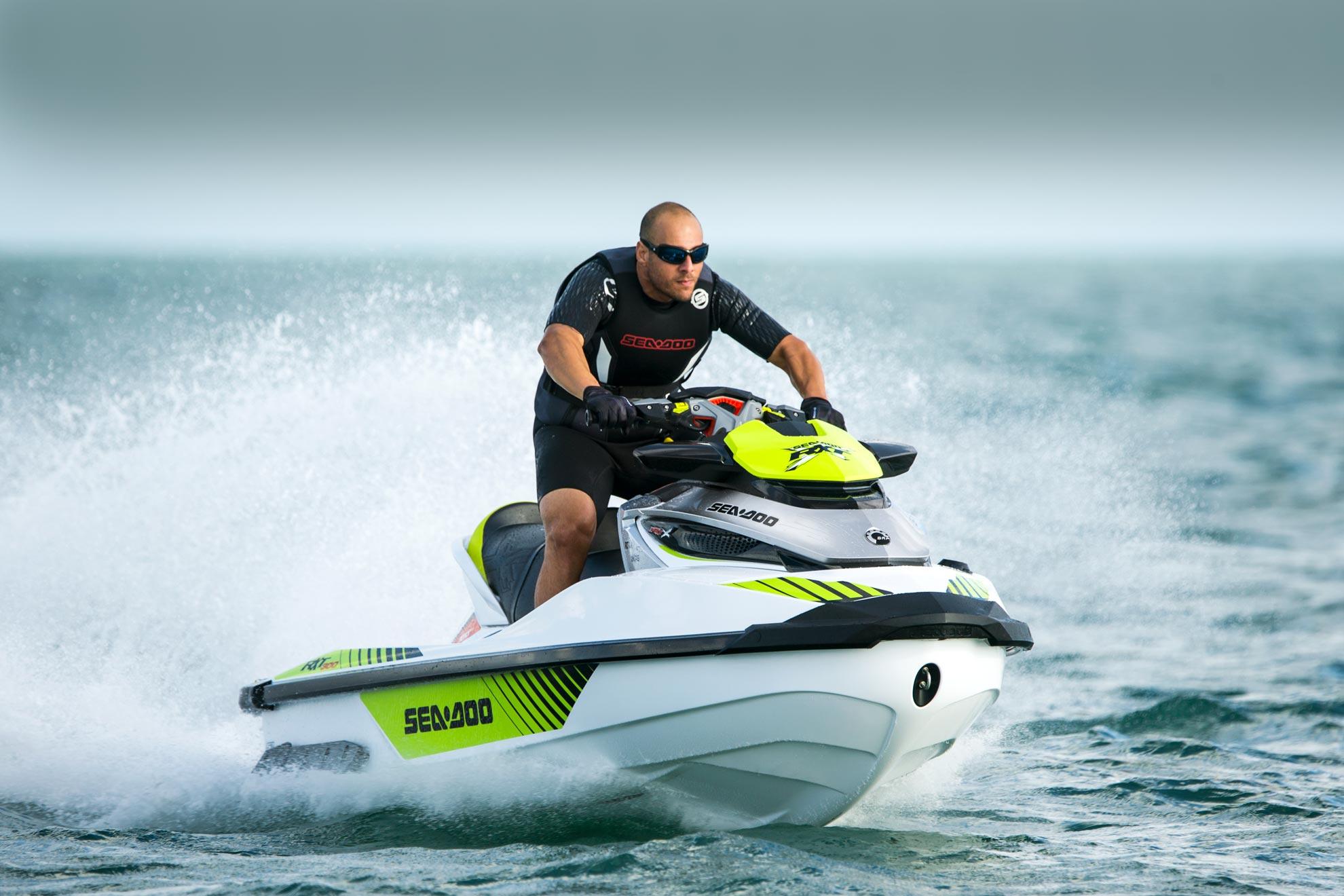 SEA-DOO RXT 300HP